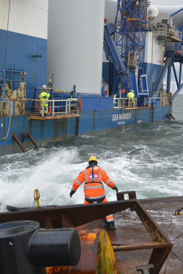 Offshore Photography and video