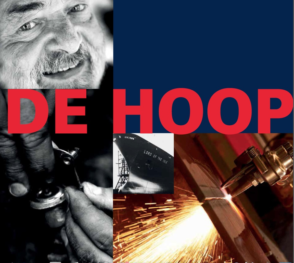 125 years Shipyard De Hoop