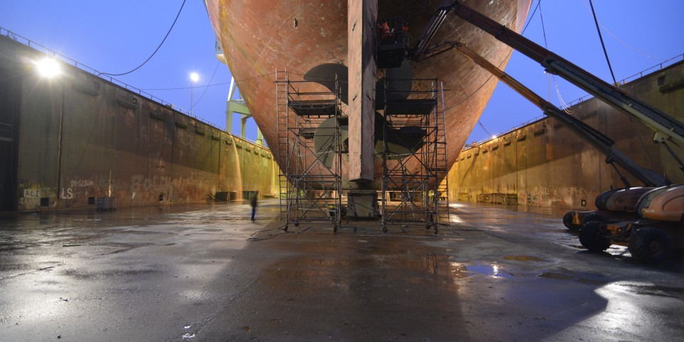 Maritime and Offshore Photography