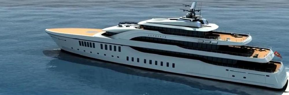 3D animation Yacht by Harts Productions